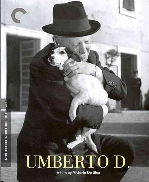 UMBERTO D BY DE SICA,VITTORIO (Blu-Ray)